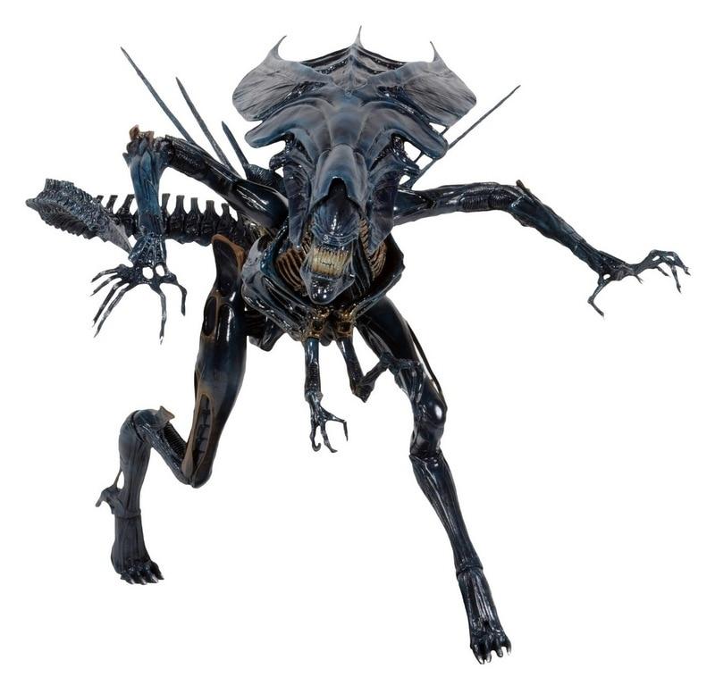 """Oyuncaklar ve Hobi Ürünleri'ten Aksiyon ve Oyuncak Figürleri'de NECA Alien Kraliçe Deluxe Aksiyon Figürü 16 """"38 cm'da  Grup 1"""
