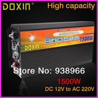 1500W DC 12V To AC 220V Car Car Power Inverter Inversor Universal ST N050