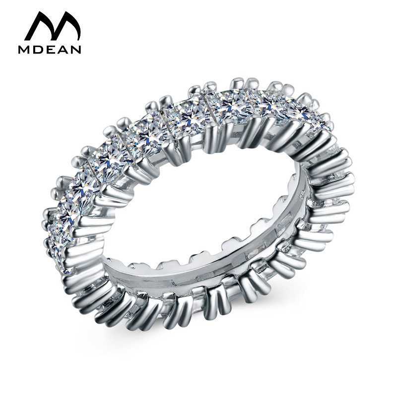 093658b6f Pk Bazaar women rings high quality elegant 1.2ct rose gold color ...