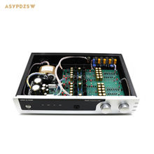 KG version KSA5 Headphone power amplifier Audio preamplifier With 4-speed switching 20W Class A amplifier