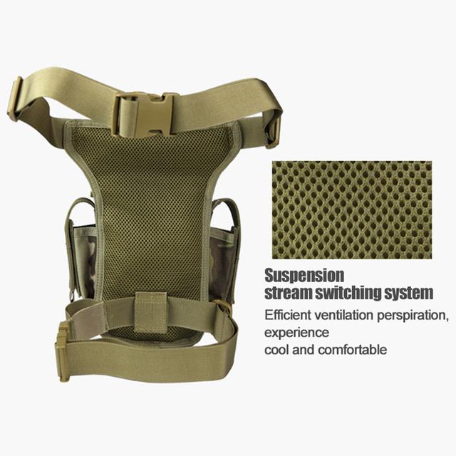 Tactical Leg Bag Waist Leg Bag
