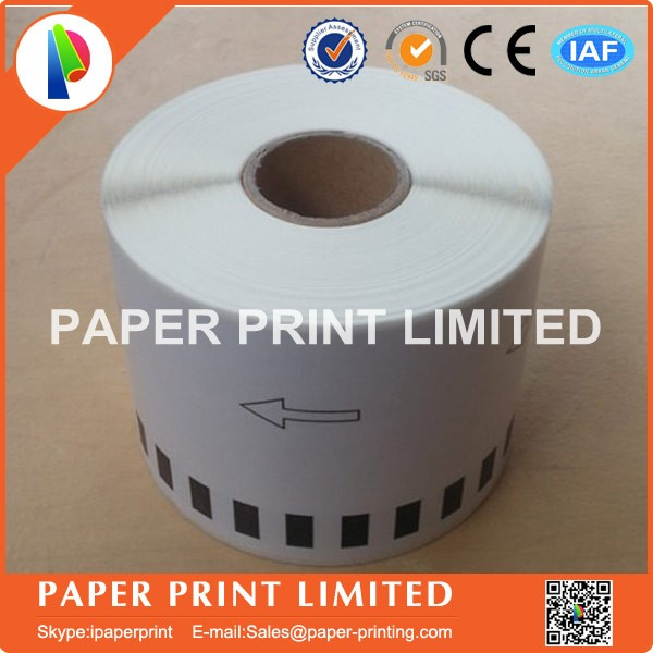 Image 3 - 5x Rolls Brother Compatible Labels barcode sticker dk22205 dk 