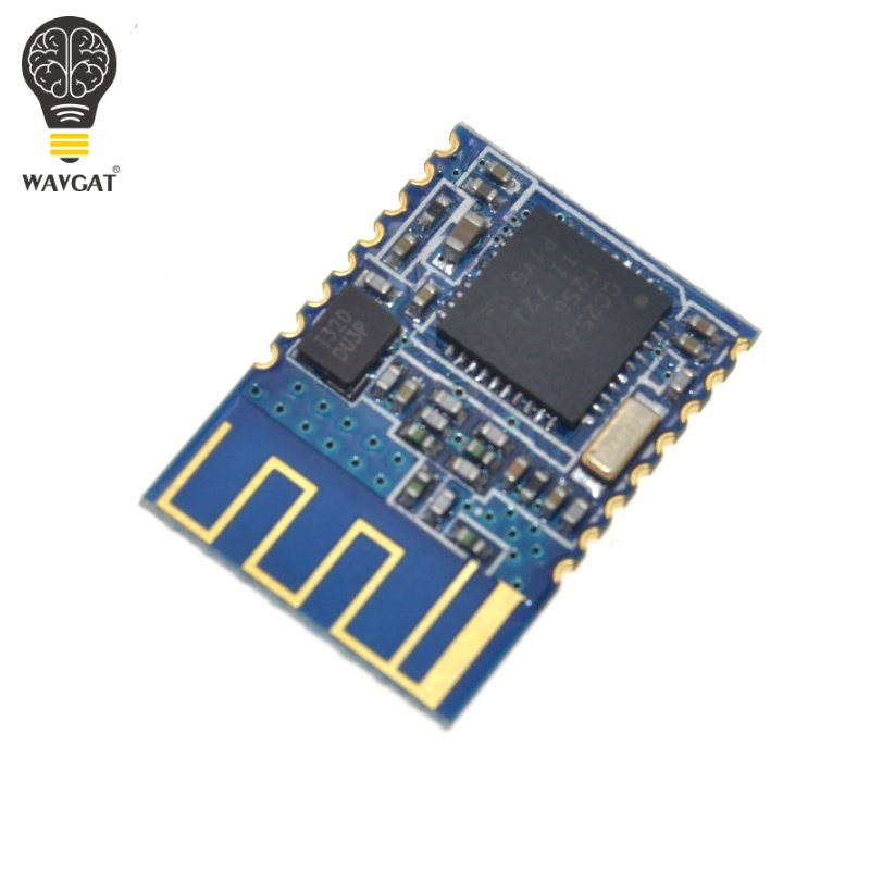 US $3 52 8% OFF WAVGAT Latest Bluetooth 4 0 BLE TI CC2540 module low power  HM 11 bluetooth serial port module fit for IOS 8-in Integrated Circuits