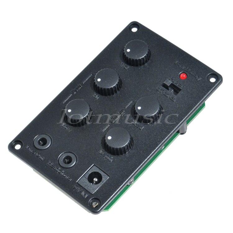 2 pcs nouveau câble piézo-électrique système de ramassage EQ 2 bandes pour pièces de violon - 4