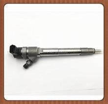 купить Diesel common rail fuel injector 0445110594 044 5110 376 for ISF2.8  nozzle DLLA145P2168(0433172168) valve F00VC01383 F00VC01320 по цене 6741.08 рублей