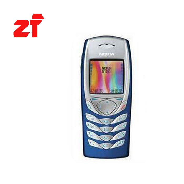 Original Refurbished 6100 Phone Unlocked 2G GSM Tri-Band s