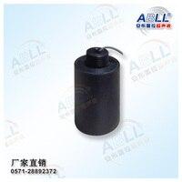 Custom ultrasonic probe Ambella 12KHz horizontal non directional cylindrical underwater acoustic transducer DYW 12 G