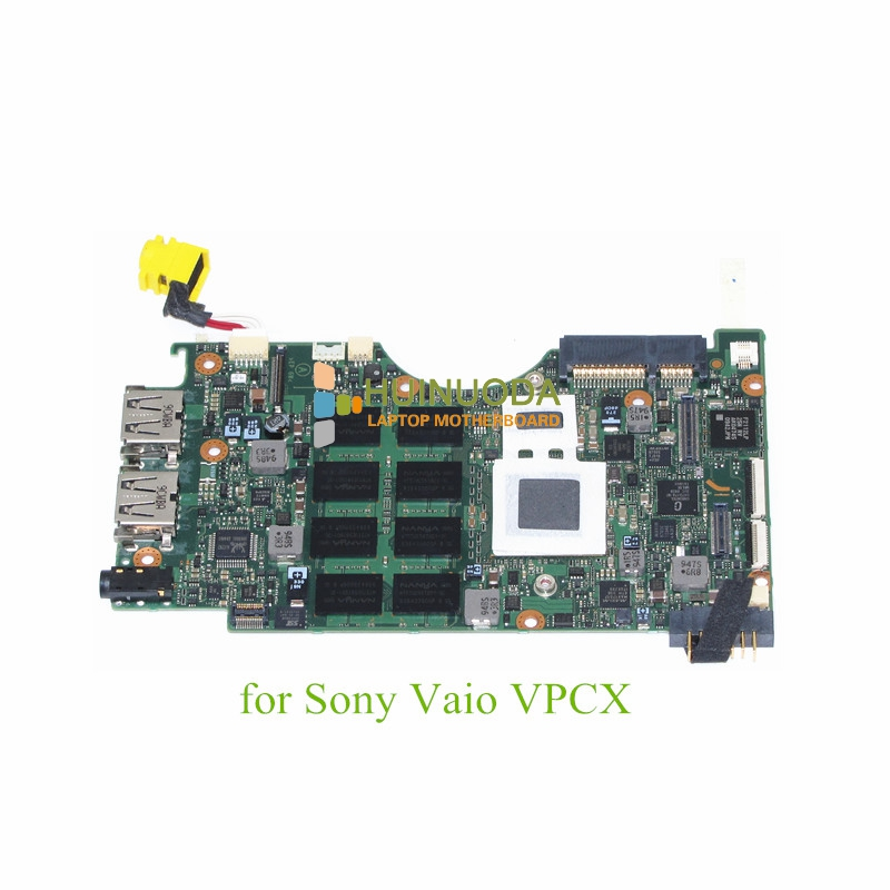 ФОТО A1737228A MBX-203 1-800-591-12 Laptop Motherboard For sony vaio VPCX Series Mainboard