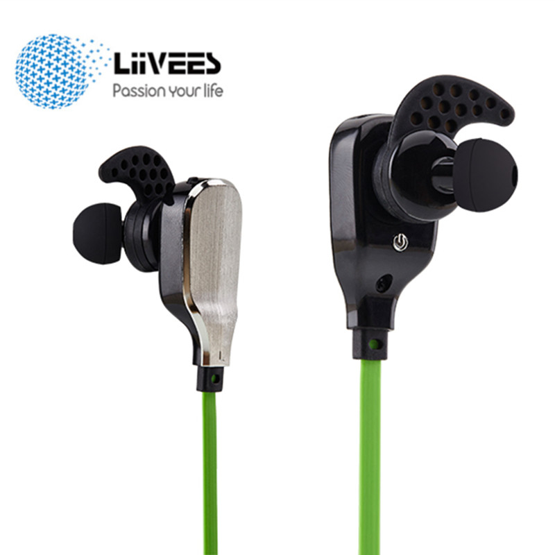 LiiVEES H9011 Wireless Sport Mini Bluetooth Earphone gaming Handset with Microphone Waterproof Jogging Earbud audifono for phone