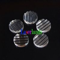 20pcs Plastic Line Lens 60 Degree 60mrad For Laser Lazer Line Modules