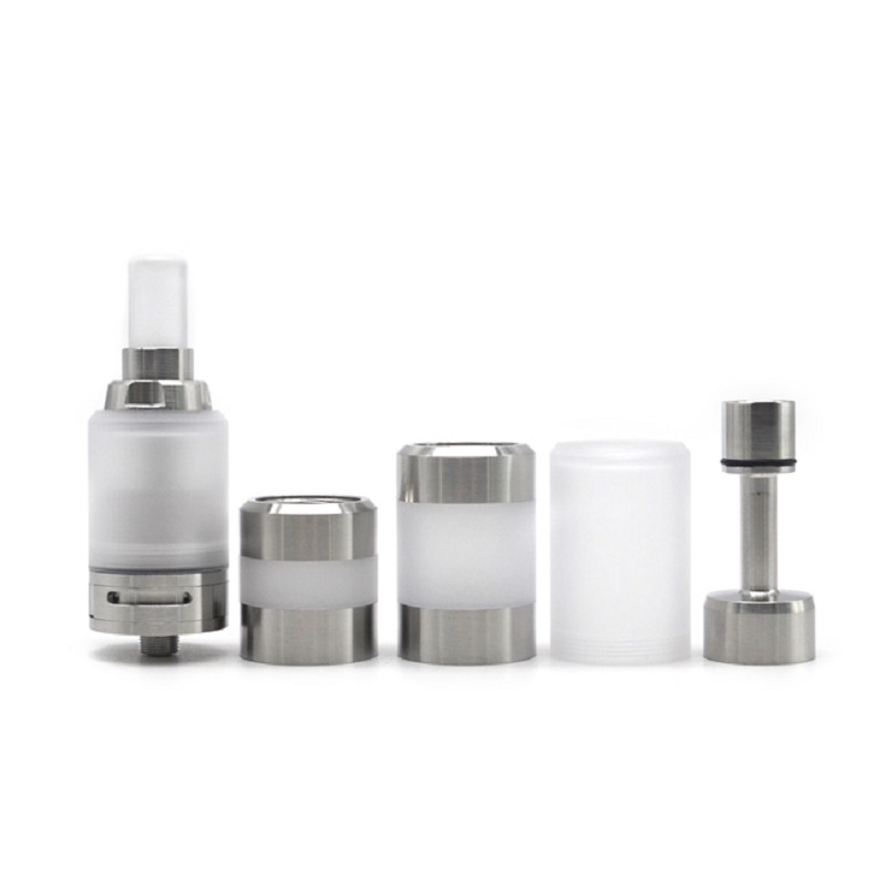 YFTK Ka v7 Style 316SS 23mm RTA Rebuildable Tank Atomizer 3ml Full Kit Version vape tank