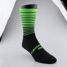 2018 High quality Professional brand sport socks Breathable Road Bicycle Socks Outdoor Sports Racing Cycling Sock S07(China)