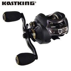 KastKing Discrição Corpo de Carbono Super Leve 169.5g 7.0: 1 fresco/Água Salgada Carretel De Pesca Isca Carretel De Pesca de Arremesso