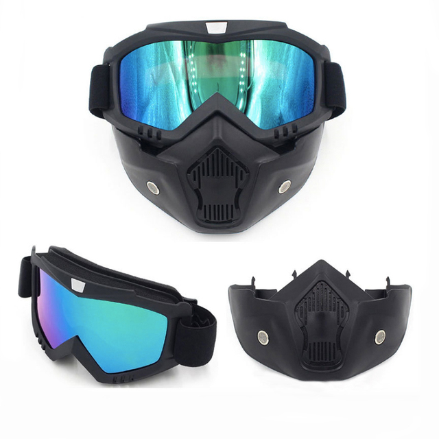Retro Harley Tactical Mask Goggle Of TL For Nerf N-strike Elite TOY Gun Game