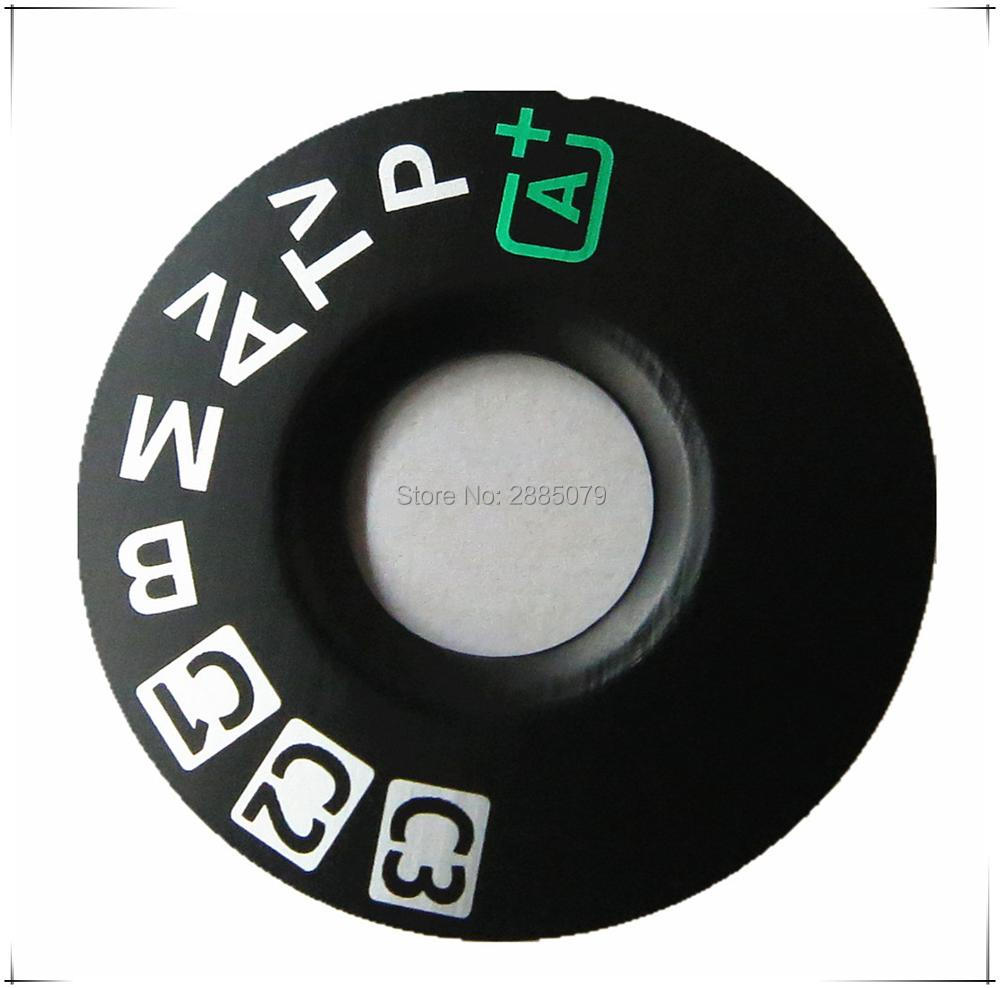 NEW Top cover button mode dial For Canon EOS 5D3 5D Mark III Camera Repair parts image