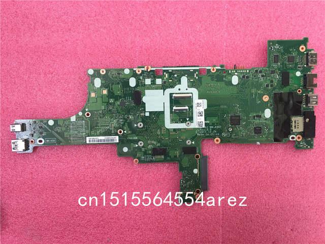 Original Laptop Lenovo ThinkPad T460 Motherboard Mainboard WIN i5  i5-6200U,UMA,TPM NM-A581 01AW324