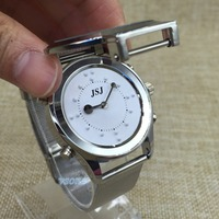 Cool Italian Talking And Tactile Function 2 in 1 Watch For Blind People Or Visually Impaired Or Old People