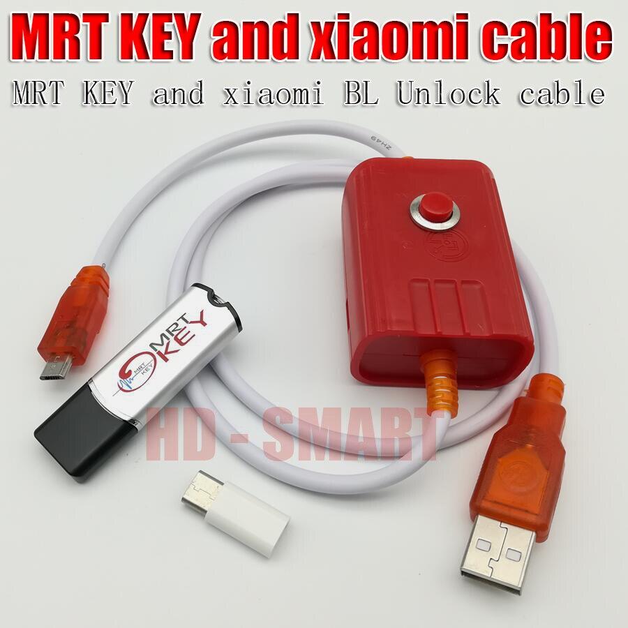 D'origine MRT dongle 2 MRT clé 2 déverrouiller Flyme compte ou supprimer mot de passe xiaomiphone modèles Ouvert 9008 Prend En Charge tous les BL serrures