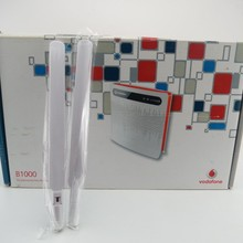 Vodafone B1000 B390s 2 50 Mbps 4 Port Funk LTE Router 2pcs 4g antenna