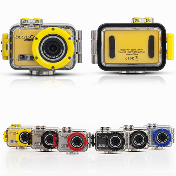 Waterproof Sport Cam Camera Full HD 1080P Auction Video Digital Camcorder Wifi Mini DV - outdoor- store