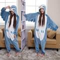 Животных Onesie костюм сова для взрослых женщин мужская пижамы хэллоуин рождество ну вечеринку косплей костюмы