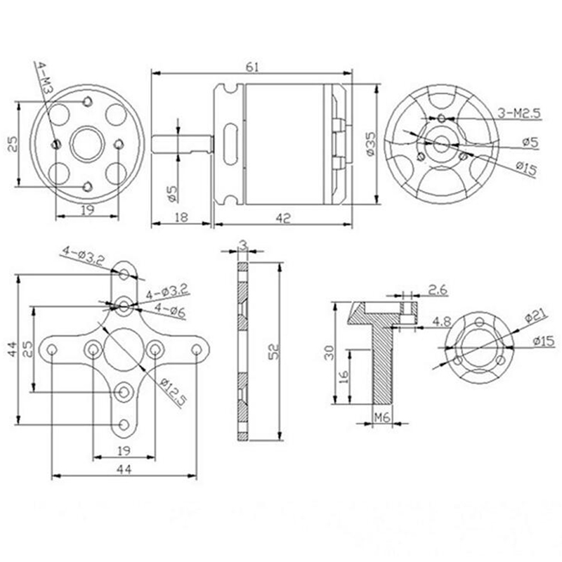 wiring diagram brushless motor