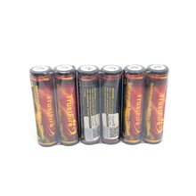 20pcs/lot Trustfire 18650 Golden Protected Battery 3.7V 3000mAh Flashlight Torch Lithium Rechargeable Free Shipping