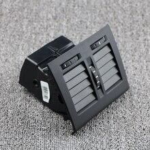 1Z0819203  Rear Center Armrest Console Air Vent Outlet For SKODA Octavia 2004-2013 Yeti 2010 2011 1ZD819203 1ZD819702 все цены