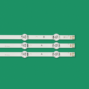 3pc LED Strip for LG 32'' 59cm 32LB550U LV320DUE 32LF5800