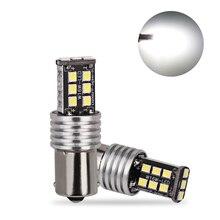 2pcs 12v Car 1157 Led 1156 White SMD 1156 p21w Ba15s Bau15s 1157 Bay15d Led Drl Turn Light Bulb Tail Reverse Brake Lamp Bulbs