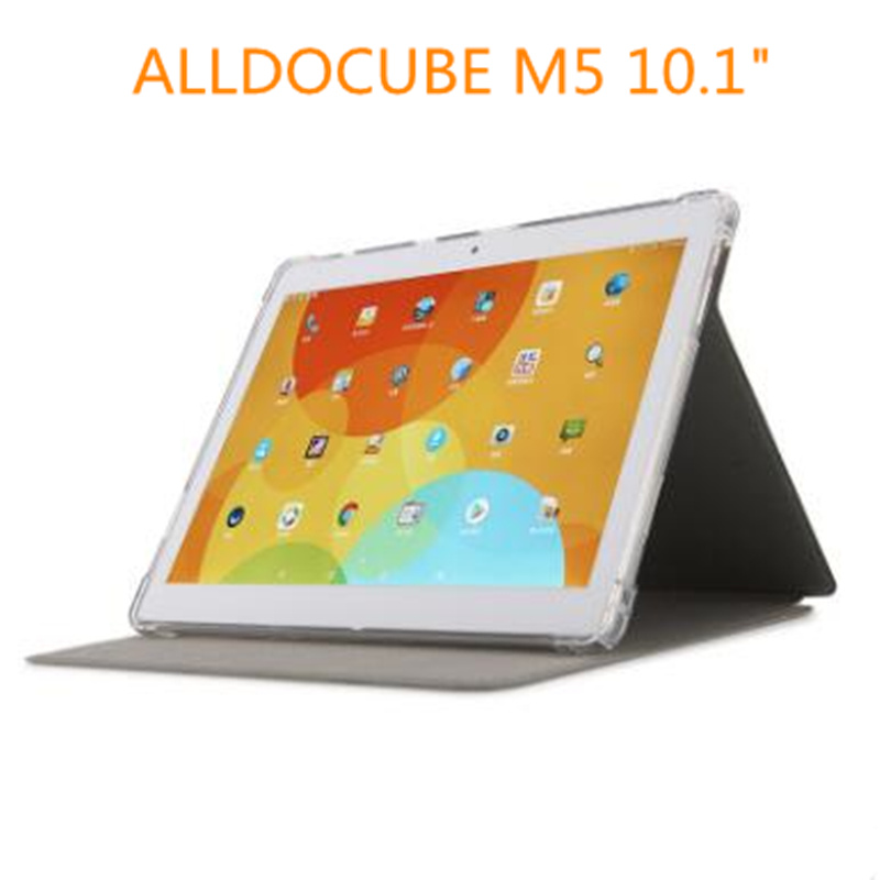 """10,1 """"защитный чехол из искусственной кожи для ALLDOCUBE M5 M5 X Tablet PC, складной чехол подставка для CUBE M5 M5 X Tablet PC добавить фильм Чехлы для планшетов и электронных книг      АлиЭкспресс"""