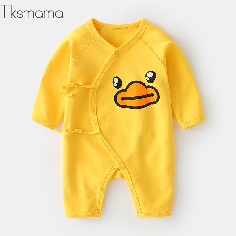 0-6months Baby Clothes Newborn Product Baby Infant Jumpsuit   Romper   First Give Clothing   Rompers   For Newborns Girl Boy