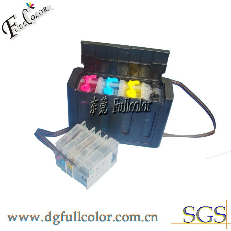 Continuous ink system ciss for officejet  pro 6100 with ink and permanent chip 1 set t7601 p600 ciss continuous ink supply system for epson sc p600 ciss with show ink level permanent arc chip
