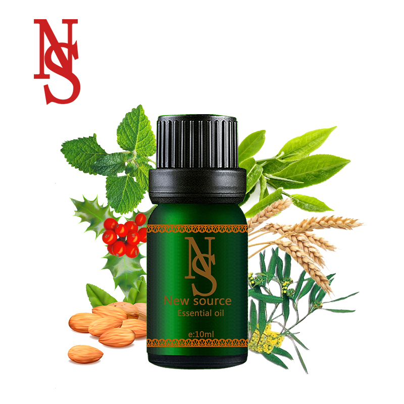 Foot massage compound essential oil Promote the foot blood circulation Relax nerves Remove fatigue Enhance body