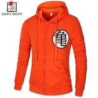 2018 Special Offer Full O Neck New Hoodies Brand Men Dragon Ball Sweatshirt Male Hoody Hip