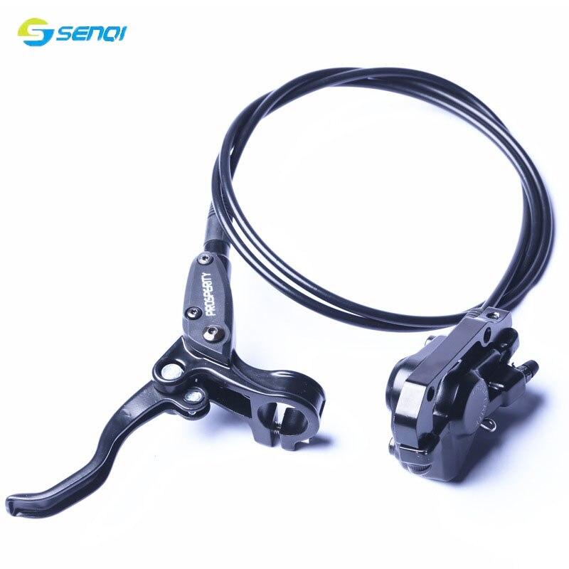 VTT de frein à huile pour vélo frein à disque de pression de frein à huile sans disque de frein