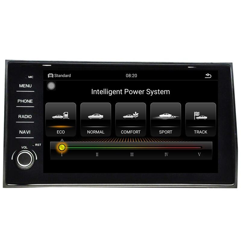 Autoradio navigation voiture multimédia vidéo android 8.1 voiture dvd pour VW Skoda KODIAQ 2015-2018 9 2G/32G autoradio GPS