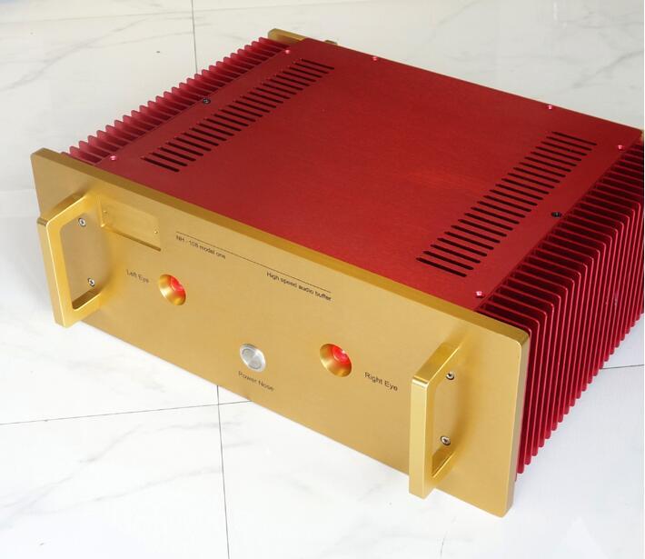 reeze audio Factory Study/Copy Dartzeel NHB108 power amplifier amp 200W*2 Sweet voice switzerland dartzeel nhb108 power amp high power rectifier filter power supply board with speaker protection