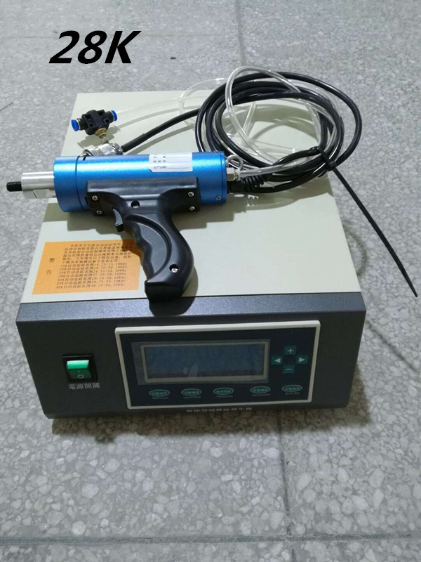 Digital Automatic Tracking Ultrasonic Welding Machine With Digital Display 6