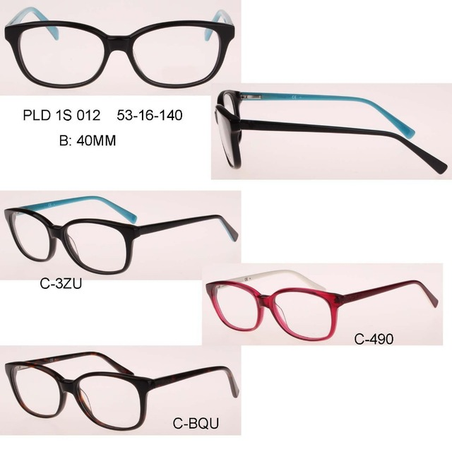 5ccdd28848 new arrive points women eyeglasses vintage brand myopia optical glasses men  frame fashion plain eyewear computer