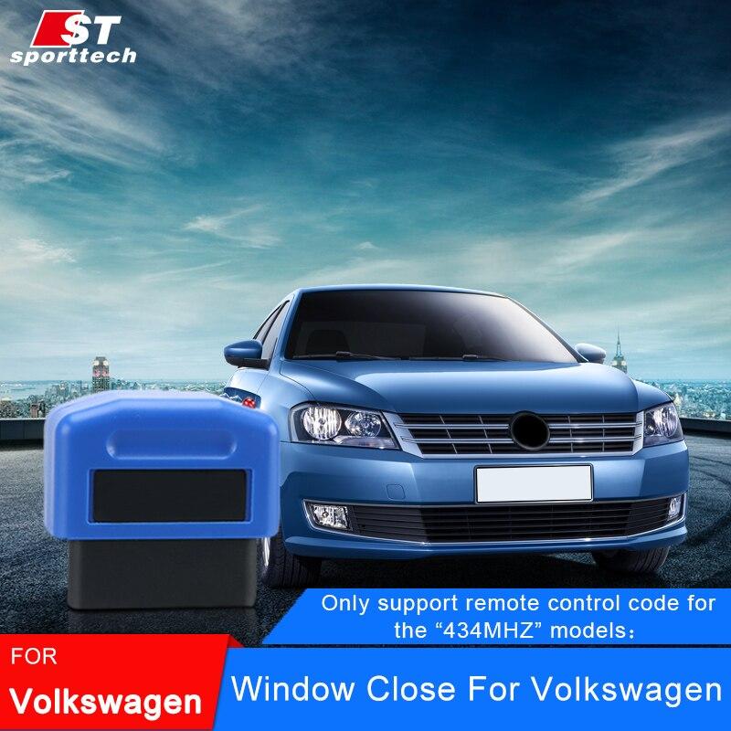 Fenêtre de voiture fermeture automatique OBD pour VW Sagitar/Golf6th/BORA/Touran/Passat/Lavida/POLO/Scirocco/Beetle/EOS ForSkoda Superb/Octavia/Yeti