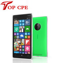 Original Nokia Lumia 830 Unlocked 5.0″ 16GB Quad Core 1.2GHz 10MP Windows 8.1 GPS WIFI 3G Unlocked Mobile Phone Refurbished