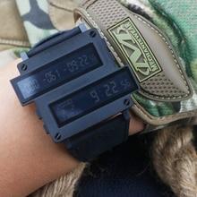 Countdown Series Digital LED Watch