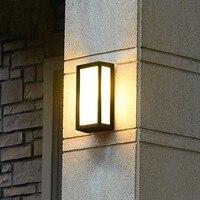 중국 스타일 방수 빌라 안뜰 야외 벽 조명 led 벽 램프 발코니 램프 정원 복도 야외 벽 조명|LED 실내용 벽 램프|   -