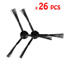 26 Piece (13 Left+13 Right) Side brush for a vacuum cleaner Dibea X500 X580 Ecovacs Mirror CR120  Robotic Free Shipping