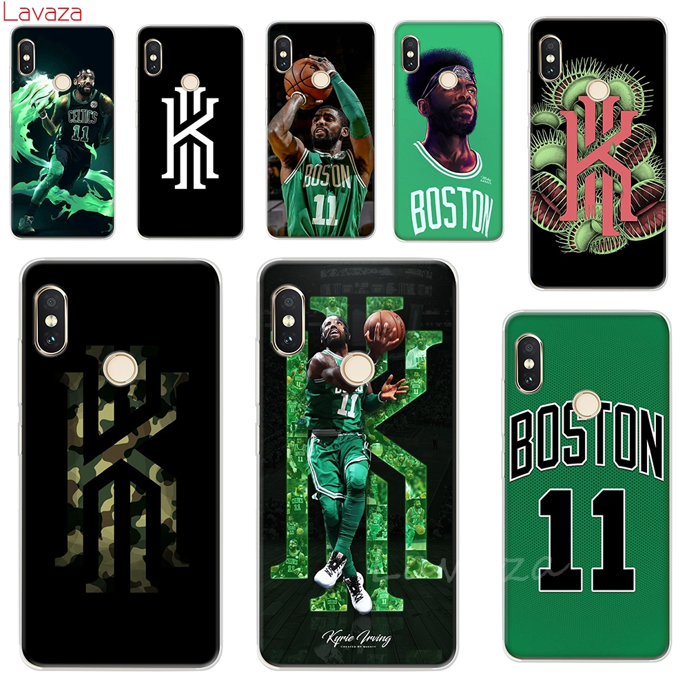 meet e8ed8 63ae6 Lavaza Kyrie Irving Basketball Hard Phone Case for Xiaomi Redmi 5 Plus 6A  4A S2 Note 5A Prime 5 6 Pro 4 4x 7 Cases