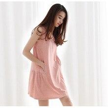 Women Nightgown Spaghetti Strap Lace Patchwork Lingerie Dress Sleepwear Sleepshirts