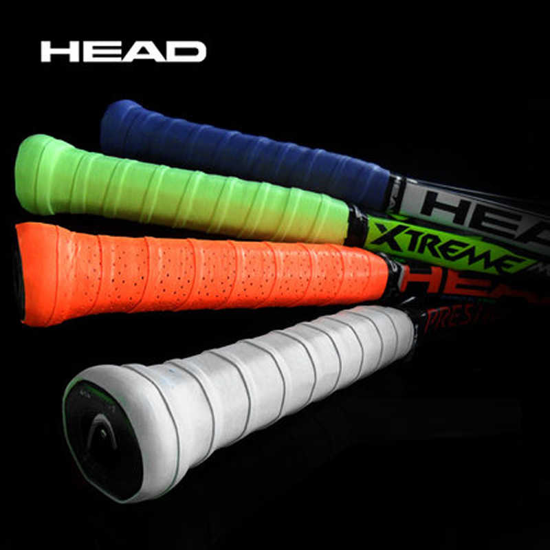 10Pcs Anti-slip Head Tennis Grip Tape PU Tennis Overgrip Tenis Racket Sweatband Tenis Dampener Tennis Grip Bands Badminton Tape
