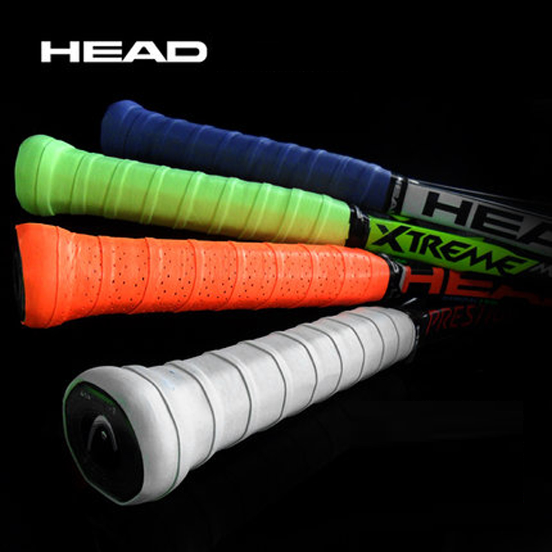 10Pcs Anti-slip Head Tennis Grip Tape PU Tennis Overgrip Tenis Racket Sweatband Tenis Dampener Tennis Grip Bands Badminton Tape