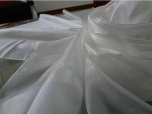 Image 2 - 5 mm Silk Pongee Silk Paj Fabric 100% pure mulberry silk  45 width 18 gsm PFD fabric 20 meters small wholesale